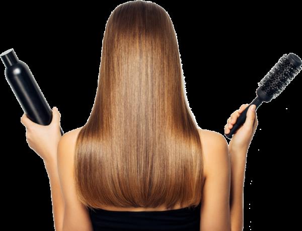 Ansicht Haarparacht